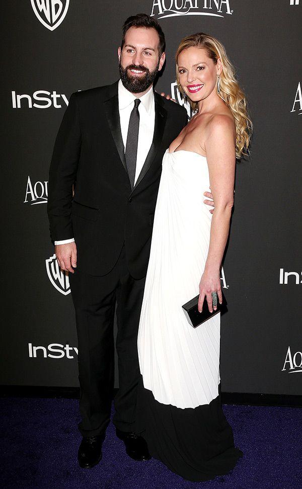 Katherine Heigl & Josh Kelley Expecting First Child After Adopting 2 Girls — Congrats