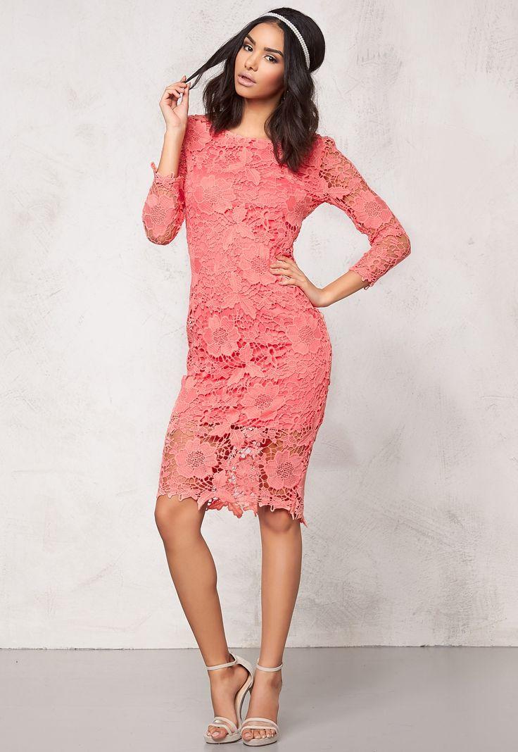 Model Behaviour Tuva Dress - Bubbleroom