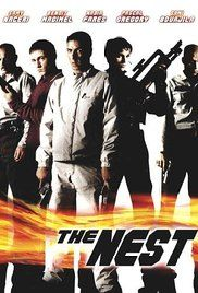 The Nest 2002 Movie Online. Laborie is a high-flying officer in the French special forces. Her mission is to escort Abedin Nexhep, a godfather of the Albanian mafia. Charged with heading a wide-reaching prostitution ...