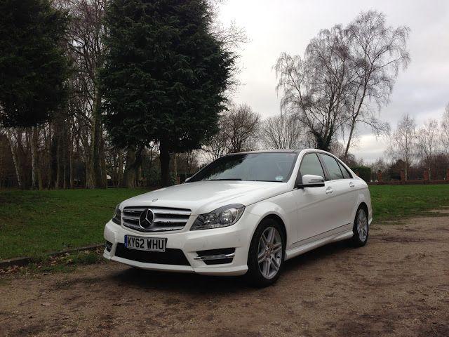 Mercedes-Benz C 250 CDI BlueEfficiency AMG Sport Saloon