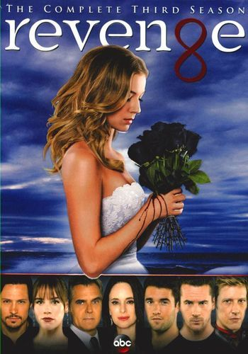 Revenge: The Complete Third Season [5 Discs] [DVD]