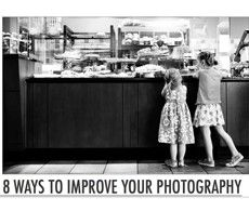8 ways to improve your photography in one week - Click it Up a Notch
