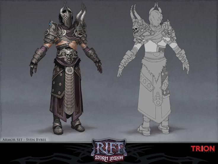 Rift: Storm Legion - Art Dump - Polycount Forum