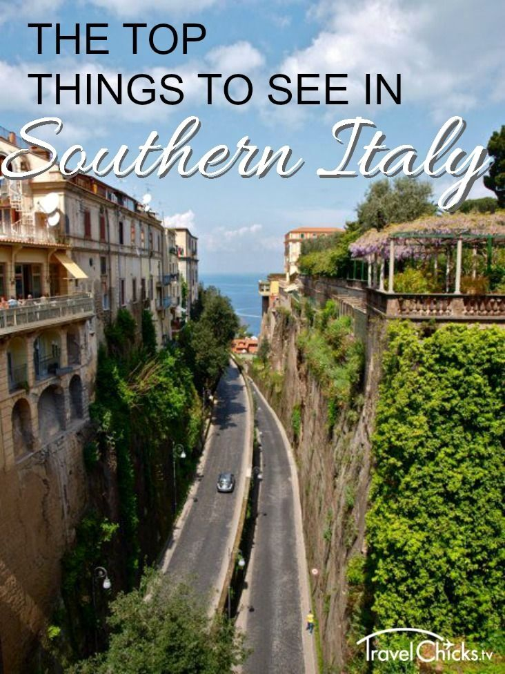 The top things to see in Southern Italy: Sorrento, Amalfi Coast, Pompeii people, and more