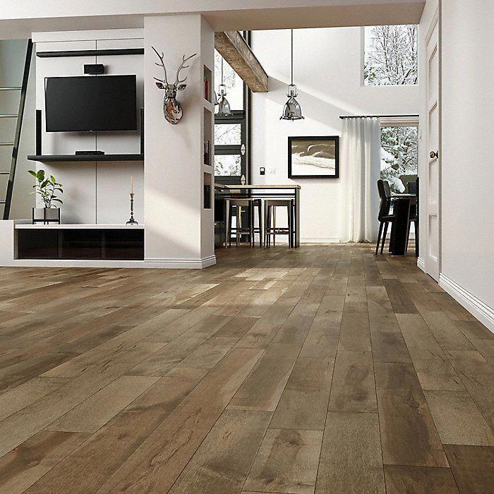3 4 X 5 1 4 Rattan Maple Virginia Mill Works Lumber Liquidators 4 99 Squ Ft On Sale Har Solid Hardwood Floors Hardwood Floor Colors Distressed Hardwood