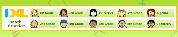 Math Practice - worksheets for k-8