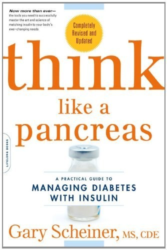 Think Like a Pancreas: A Practical Guide to Managing Diabetes with Insulin--Completely Revised and Updated by Gary Scheiner, http://www.amazon.com/dp/0738215147/ref=cm_sw_r_pi_dp_5GL9pb07PPR5T