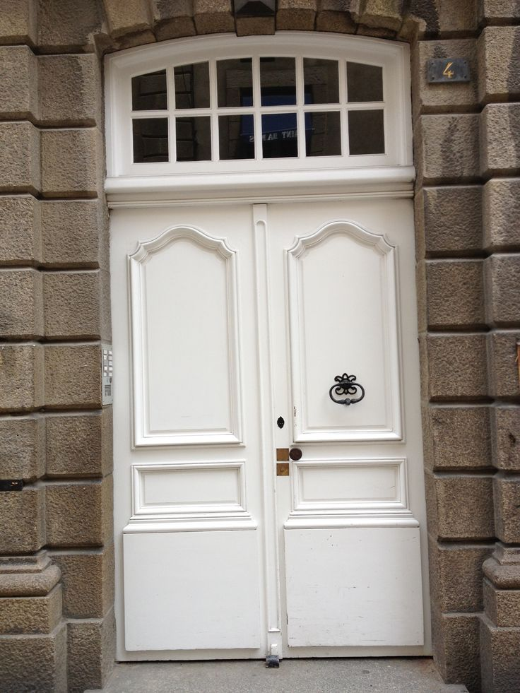 Door from St Malo