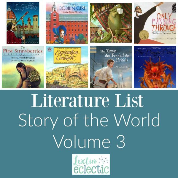 Do you need some great book ideas for studying early modern history? Well, you've come to the right place. Here you'll find a wonderful literature list for early American history and early modern history. There are lots of picture books and even several chapter book choices. I created this list because we plan toRead more