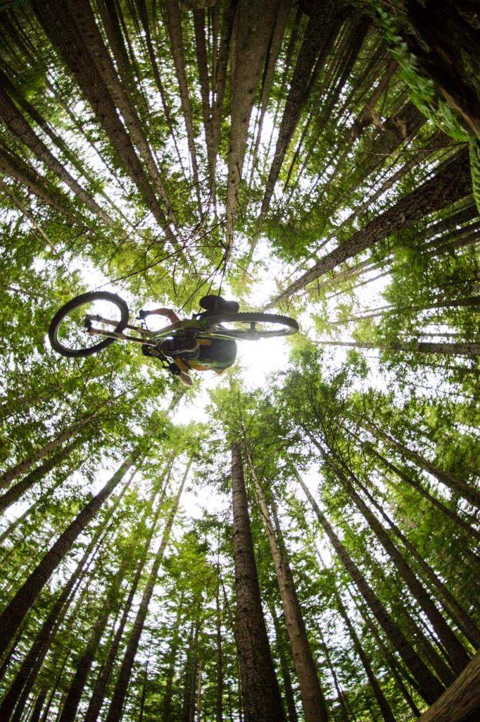 SCOTT Bikes MTB Upside down