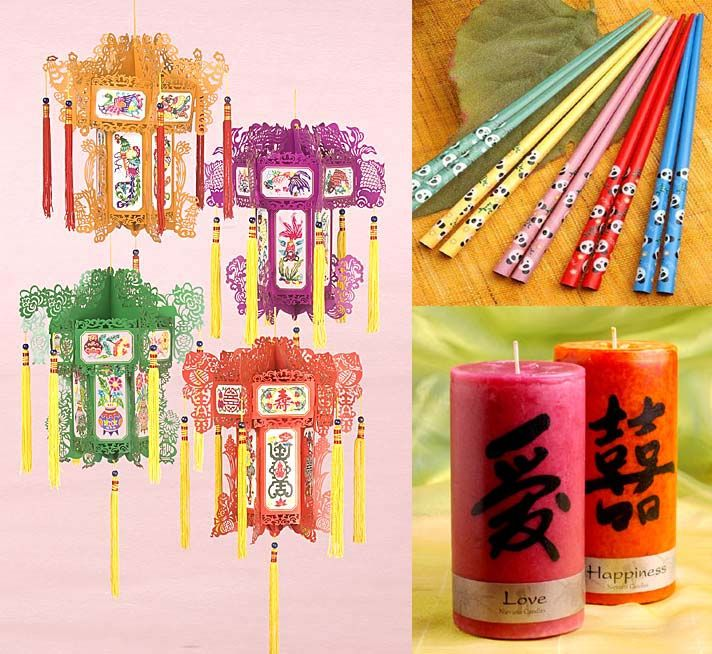 40 best images about asian bday on pinterest discover for Asian party decoration