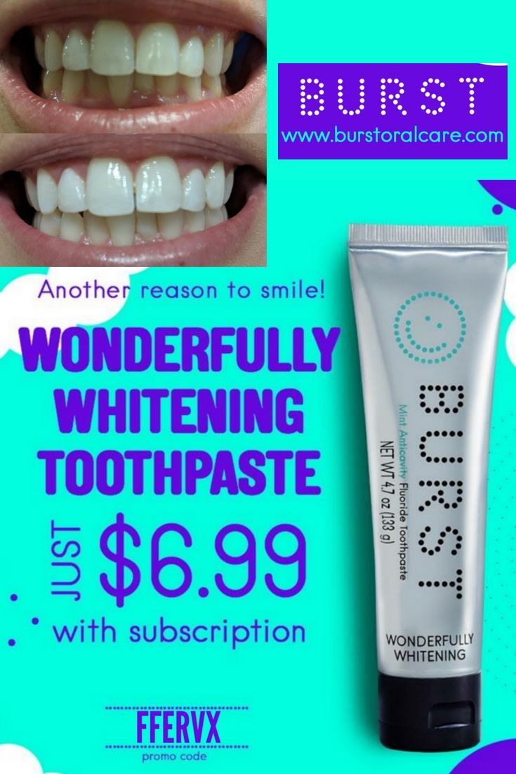 Pin On Burst Whitening Toothpaste Burst Coconut Oil Whitening Strips