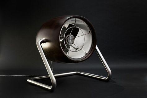 Ventilateur design vintage