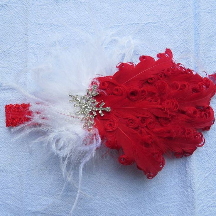 Christmas headband - limited quantities available - msg if interested :)