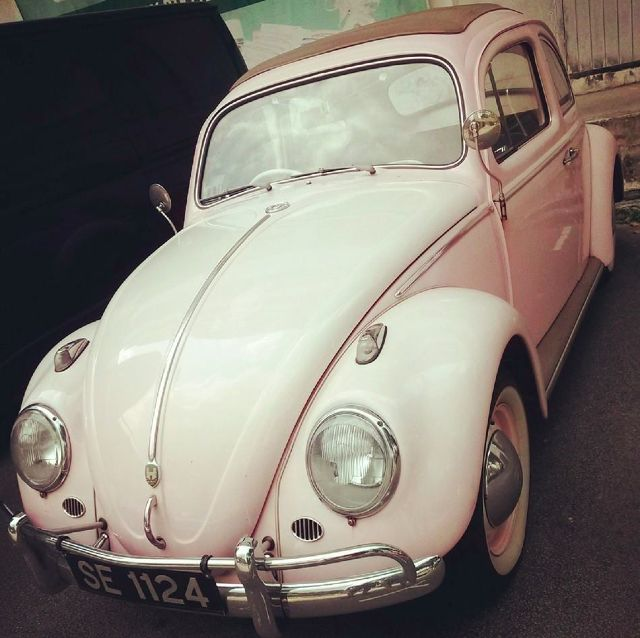 Cheap Used Volkswagen Beetle Convertible For Sale: 1000+ Ideas About Pink Beetle On Pinterest