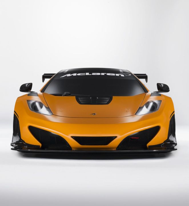 McLaren 12C GT Can-Am Edition - one of the best 'track cars' of 2013. Hit the pic to watch the video.