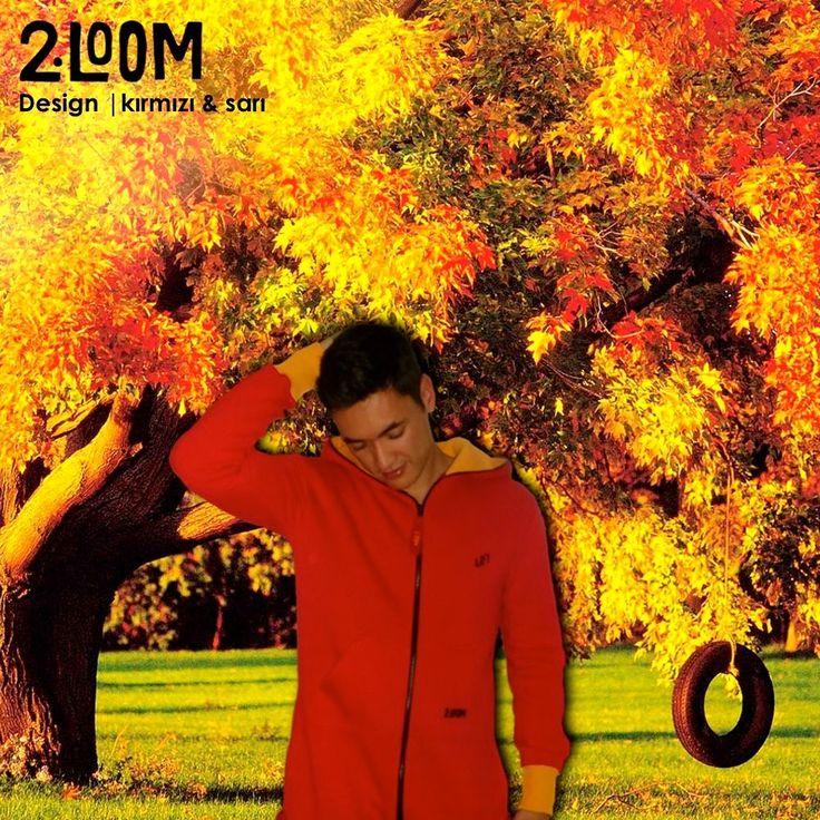 05. Basic | kırmızı & sarı