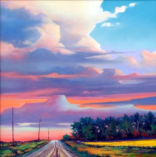 Softening Storm by Jonn Einerssen