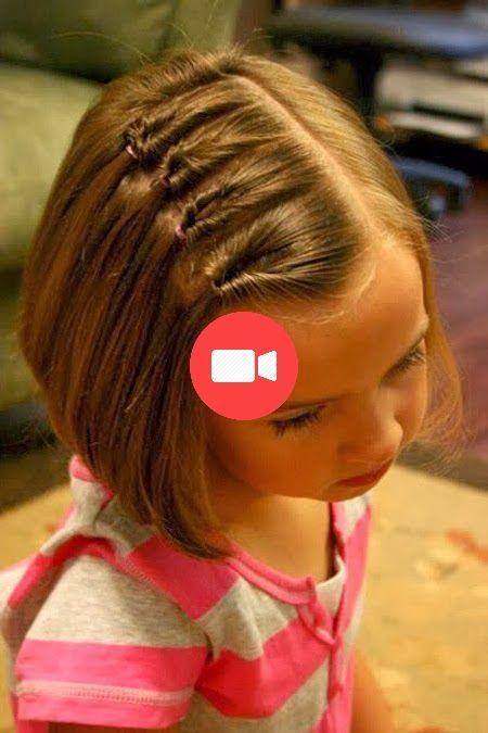 15 coiffures rapides et faciles pour les filles de l'école que vous devez savoir, - #coiffures #devez #ecole #faciles #filles