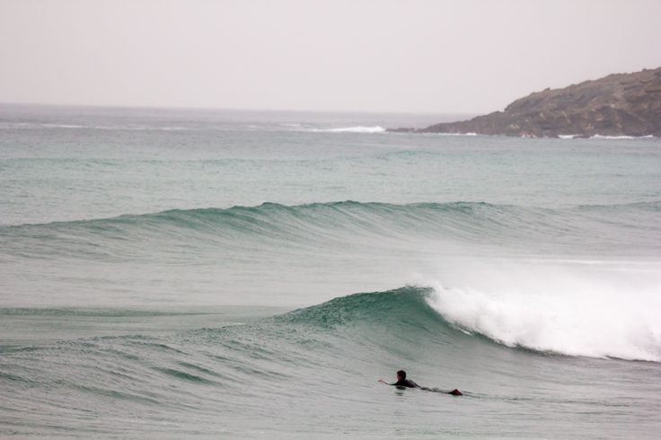 Maiden in Cornwall - Surf Sunday #4 - Surfing at Fistral Beach