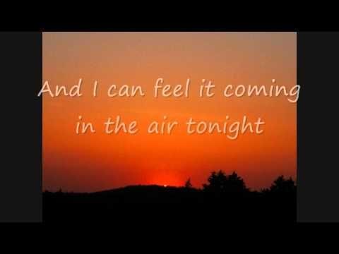 Phil Collins – In the Air Tonight Lyrics | Genius Lyrics