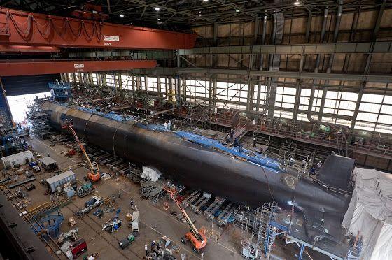 Secretary of the Navy Ray Mabus Names Virginia-Class Submarine USS Oregon
