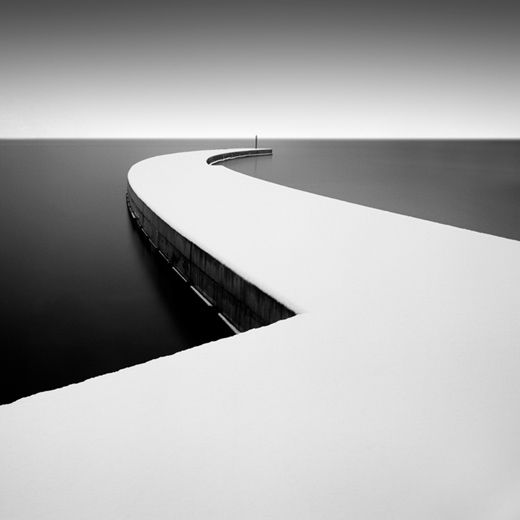 Talk about leading lines. Another one of my favs by Michael Levin.