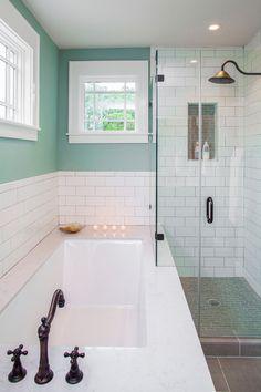 1000+ ideas about Long Narrow Bathroom on Pinterest | Narrow ...                                                                                                                                                      More