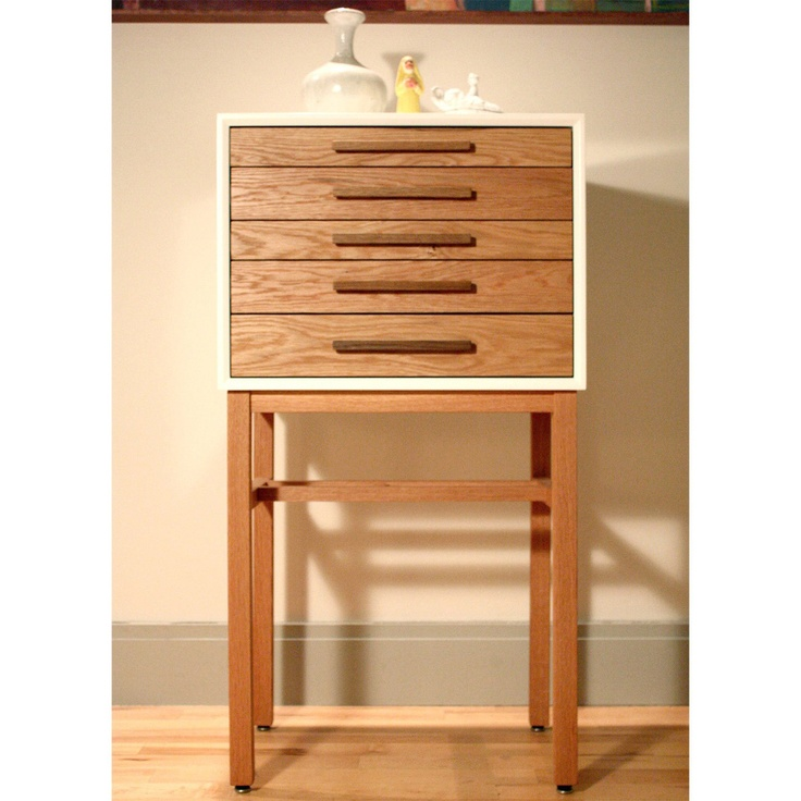 Fab.com | Five Drawer Chest