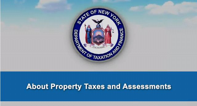 Property taxes #help #paying #taxes http://ghana.nef2.com/property-taxes-help-paying-taxes/  # New York State Universal header Property Taxes And Assessments Property taxes Video: About property taxand assessments In New York State, the property tax is a local tax, raised and spent locally to finance local governments and public schools. While the State itself does not collect or receive any direct benefit from the property tax, this tax is still of major importance as the largest single…