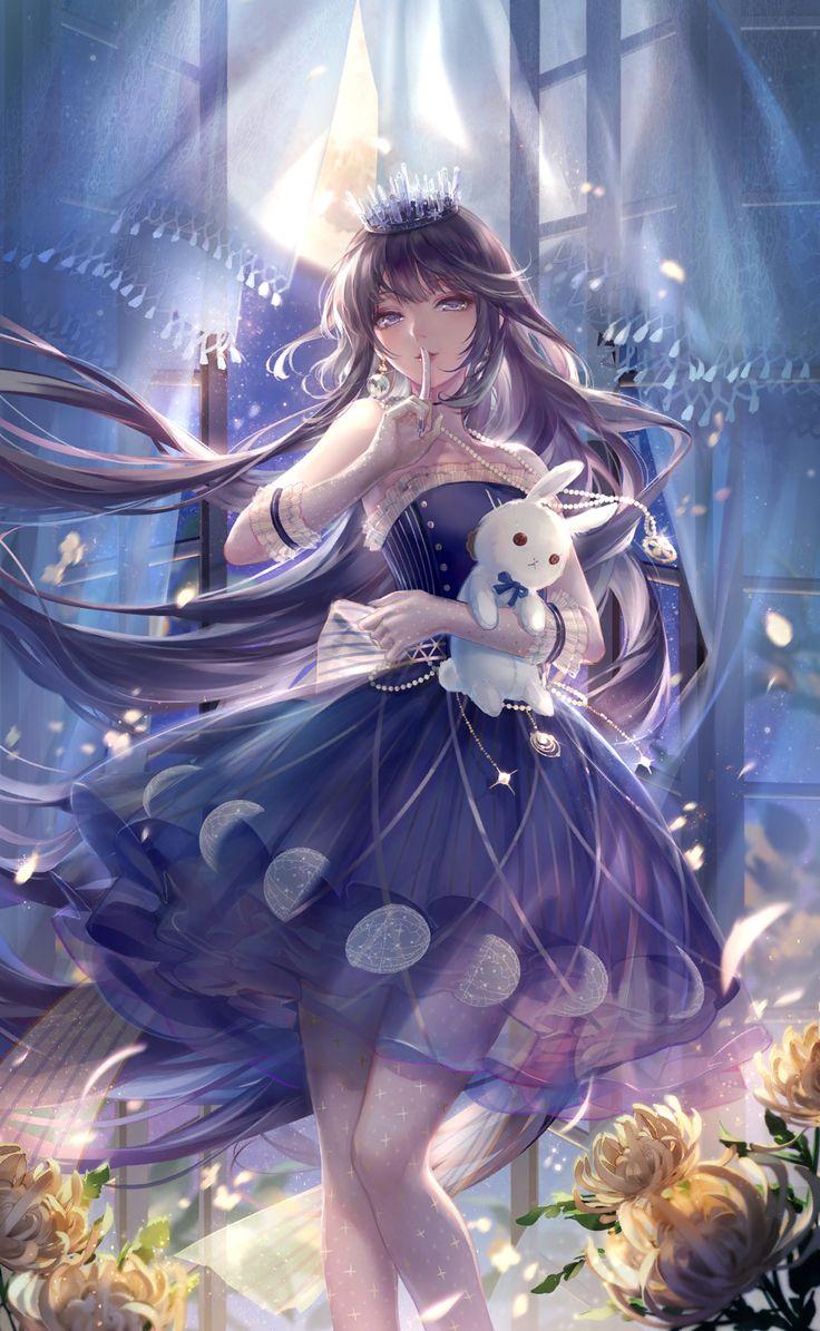 Ghim của Lương trên Shining Nikki trong 2020 Anime, Nghệ