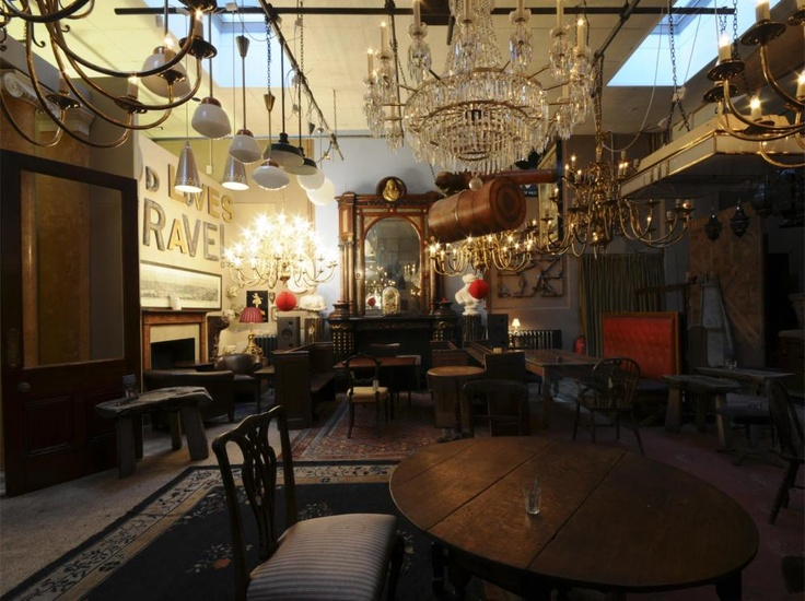 Brunswick House Cafe - A restaurant where art and food come together