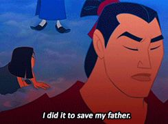 mulan and shang gifs - Google Search