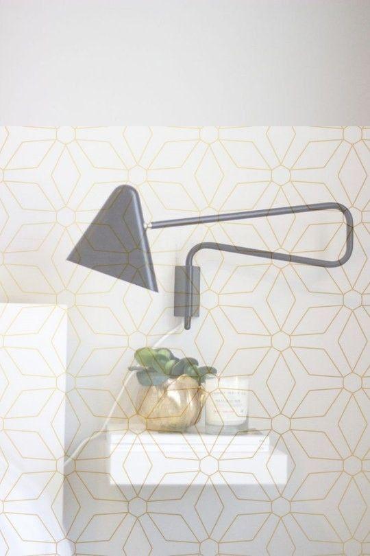 Dumbfounding Cool Ideas: Floating Shelves Above Co…