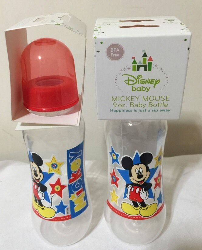 103 best Mickey Mouse Baby Bottles images on Pinterest ...