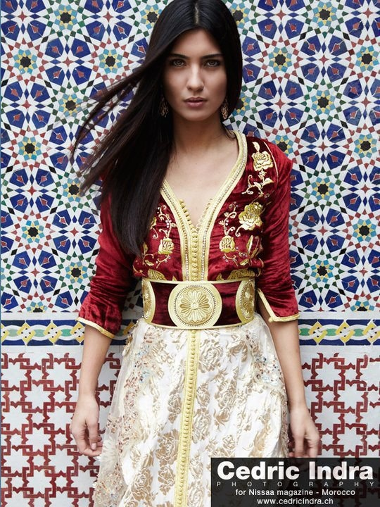 Tuba B 252 Y 252 K 252 St 252 N In Moroccan Dress Quot Caftan Quot Only