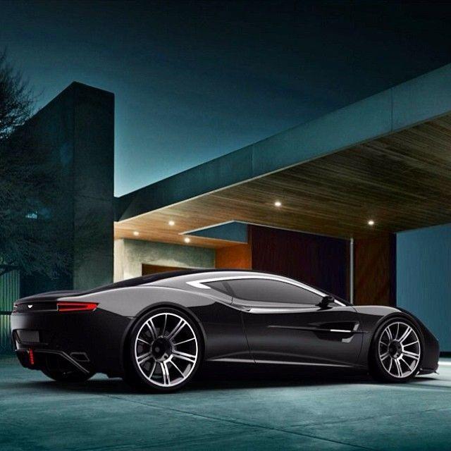 SUPERB CARS - Aston Martin DBC.