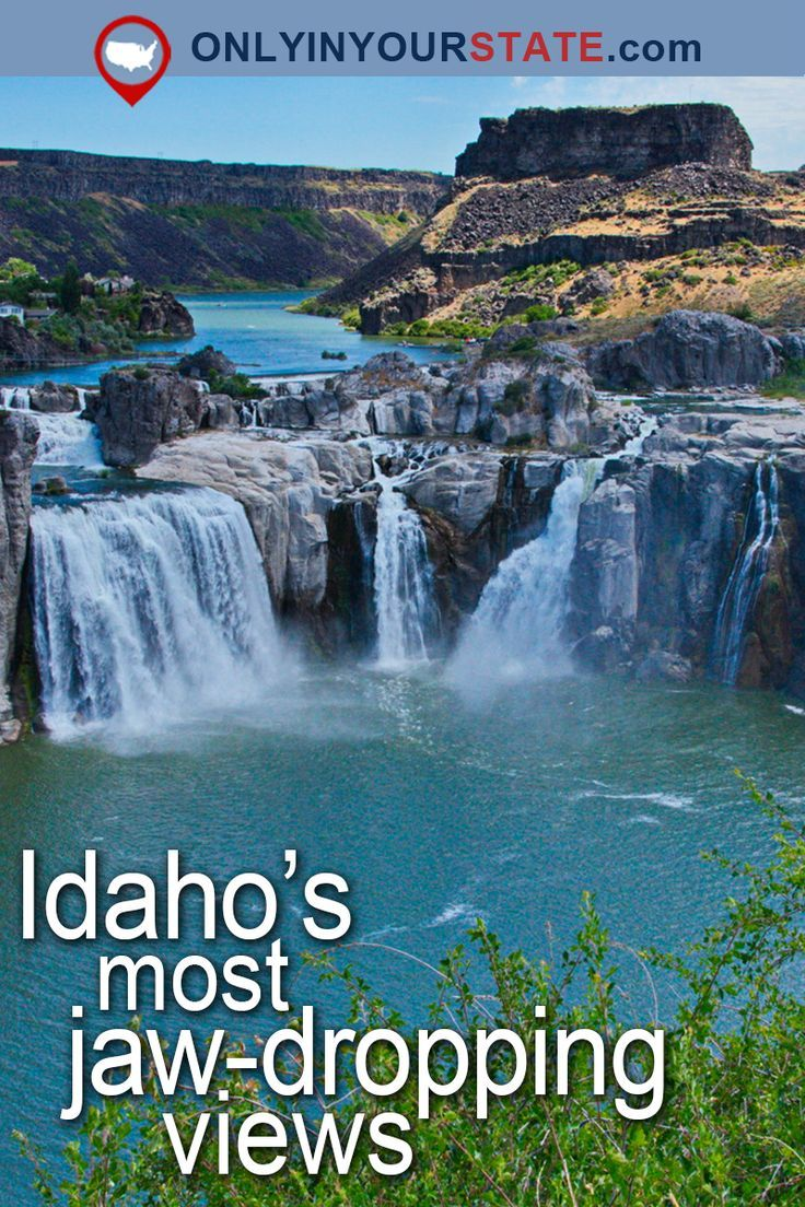 Travel | Idaho | Attractions | USA | Places To Visit | Bucket List | Jaw-Dropping Places | Things To Do | Beautiful Places | Mountains | Outdoor | Adventure | Natural Wonders | Nature | Explore | Planet Earth | Boise Table Rock | Waterfalls | Sand Dunes | Hidden Gems