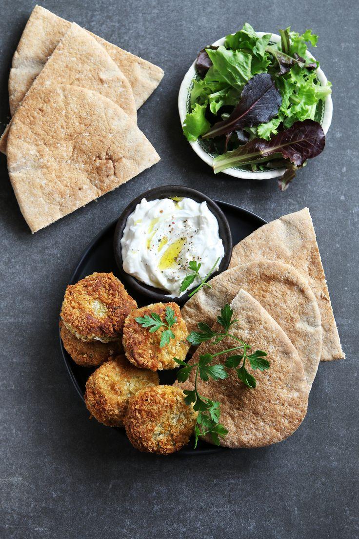 Les #falafels, des croquettes végétariennes et parfumées. D'autres recettes de la cuisine libanaise, #turque ou #grecque sur aufeminin. #poischiches