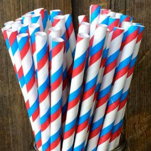 #blue #red #white #spiderman #fourthofjuly #independenceday #striped Find them here: www.rufflesandsweets.com #paperstraws #madeinamerica #partysupplies #birthday #babyshower #wedding #bridalshower #engagement #quince #sweetsixteen #holiday #southernweddings #miamipartysupplies #virginiapartysupplies #washingtondc #blue #halloween #paperstraws