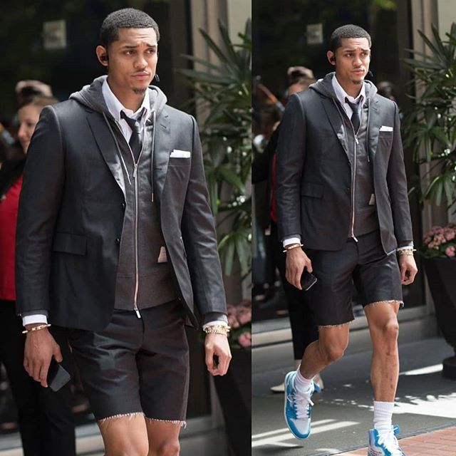 N //A Fashion Short Suit and Shorts