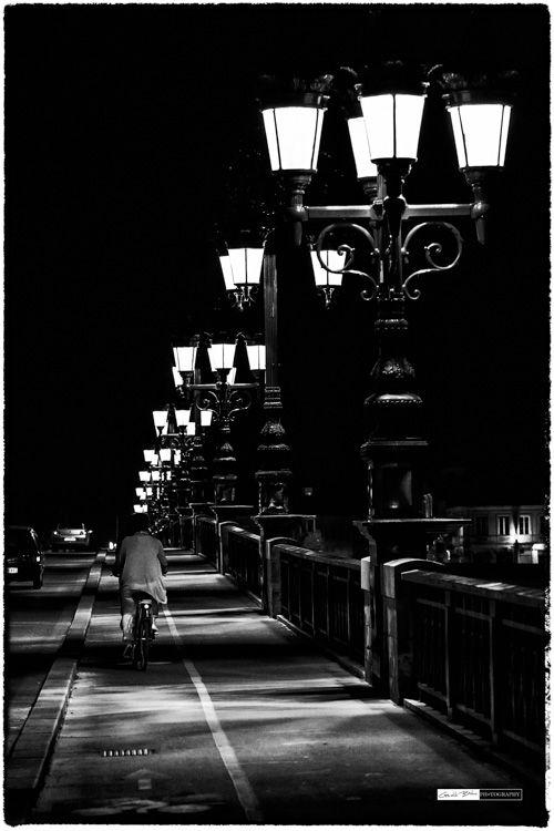 [Galerie] Ballade bordelaise en noir et blanc   Gérald Bohic Photo