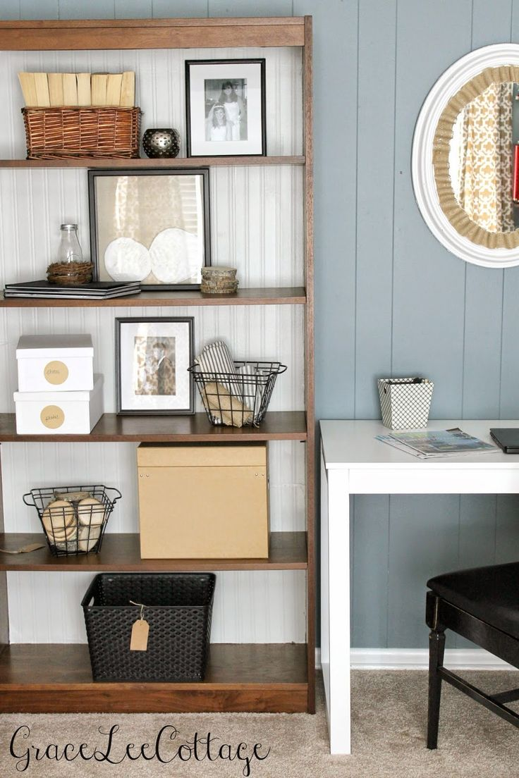 Creating A Soothing Office Space Valspar Academy Gray