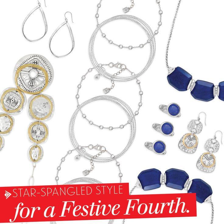3 fashion tricks for a festive fourth! #FourthOfJuly #July4 #WomensFashion