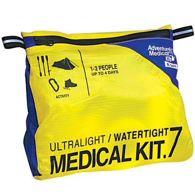 I like to make my own, but this is a good ultralight first aid kit