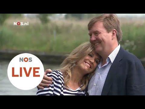 LIVE: fotosessie Koninklijk Huis - YouTube