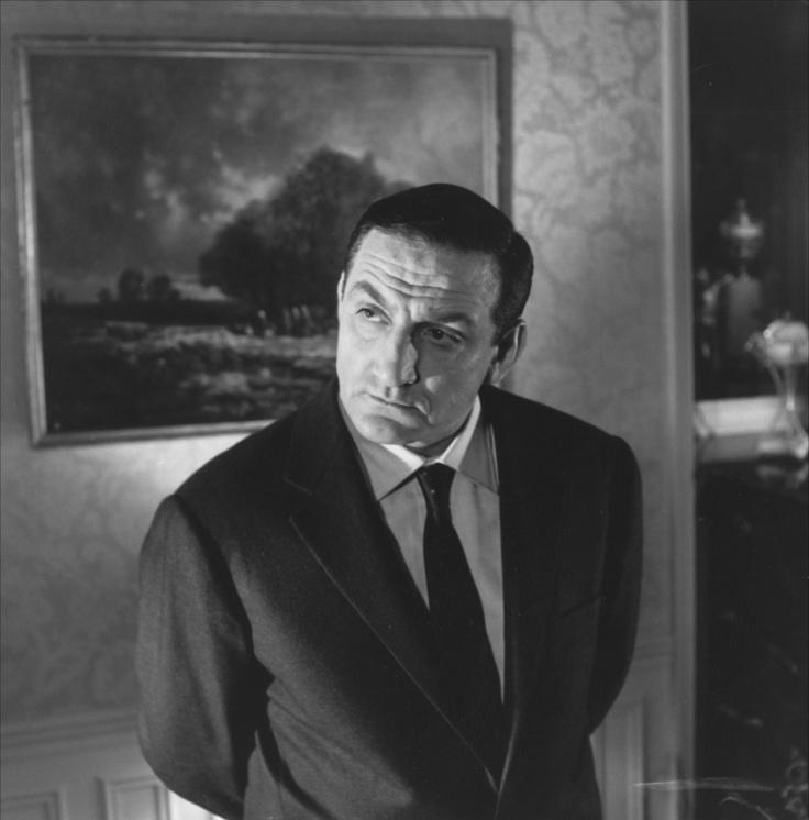 "Lino Ventura in ""Les Tontons Flingueurs"""