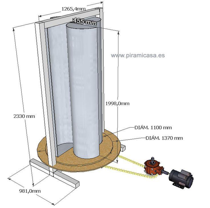 generador eléctrico casero eficiente
