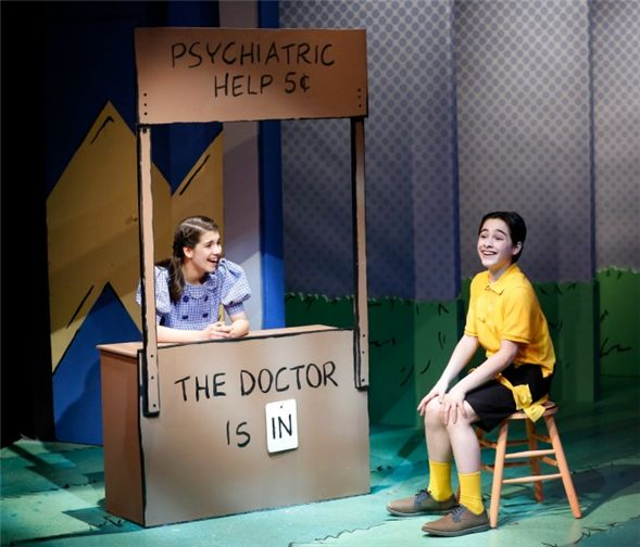 Why the York cast young Broadway vets for 'You're a Good Man, Charlie Brown'