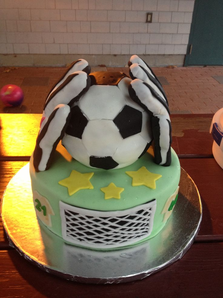 Goalie Cake